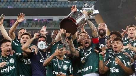 Palmeiras venceu a Libertadores 2020