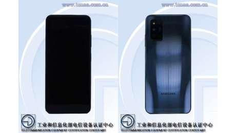 Suposto Samsung Galaxy F52 5G