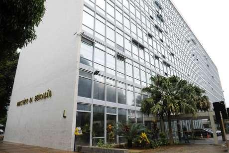 Fachada do Ministério da Educação, em Brasília