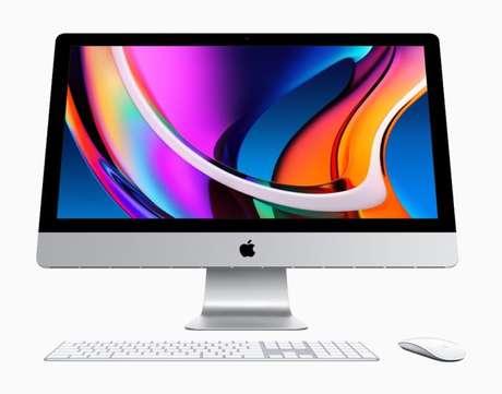 iMac de 2020, modelo de 27 polegadas
