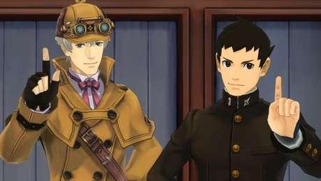 The Great Ace Attorney Chronicles chegará ao ocidente
