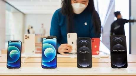 iPhone 12 Mini, 12, 12 Pro e Pro Max