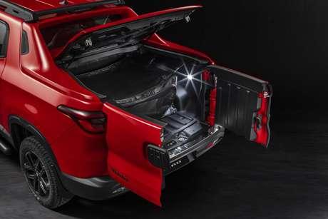 Fiat Toro Ultra 2022.