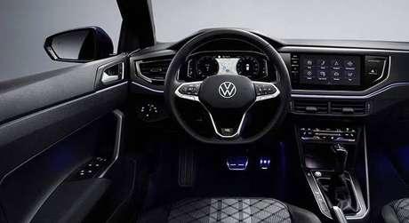 Novo Volkswagen Polo 2022.