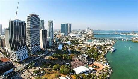 Miami passa a receber a Fórmula 1