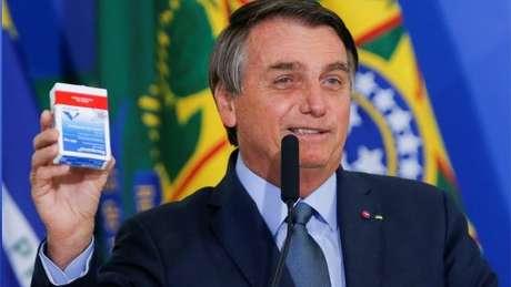 Calheiros diz que não tomou cloroquina, defendida por Bolsonaro: 'Não tomei porque entre a crença e a ciência, sigo a ciência'