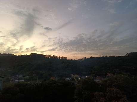 Foto tirada com a câmera principal do Realme 7 5G + modo Noite