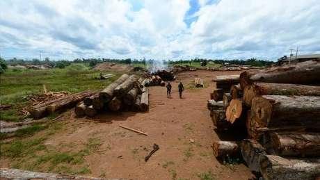 Bolsonaro repetiu promessa de zerar desmatamento ilegal até 2030