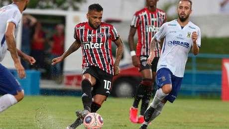 No último confronto entre as duas equipes, o Ramalhão venceu por 2 a 1 (Foto: Rubens Chiri / saopaulofc.net)
