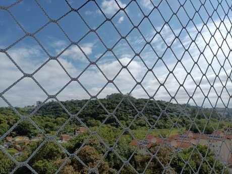 Foto tirada com a câmera principal do Realme 7 5G