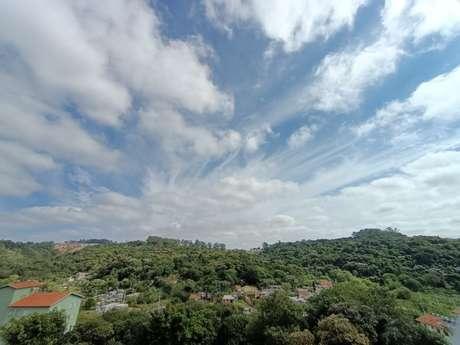Foto tirada com a câmera ultrawide do Realme 7 5G