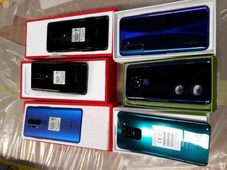 Celulares da Motorola, Redmi, Realme e OnePlus