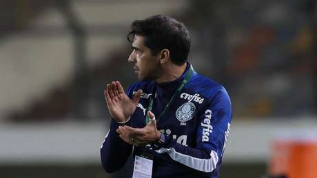 Comandante estreou na Libertadores 2021 com vitória em partida de cinco gols (Foto: Cesar Greco/Palmeiras)