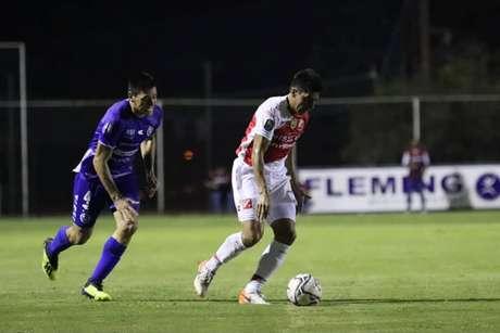 River vem de derrota no Campeonato Paraguaio (Foto: Reprodução/Facebook River Plate)