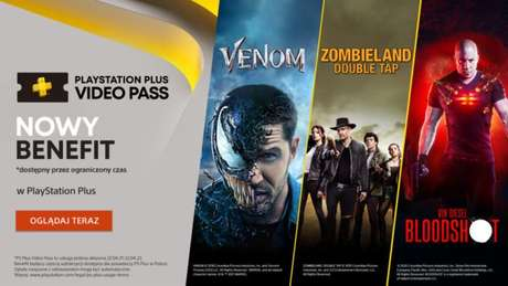 PlayStation Plus Video Pass, por enquanto, só na Polônia