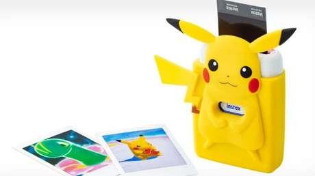 Impressora do Nintendo Switch vai permitir imprimir fotos de Pokémon
