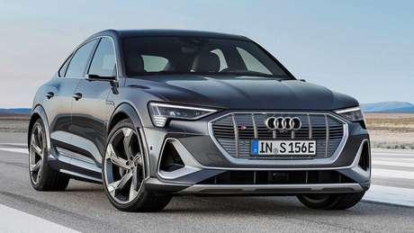 Audi e-tron S Sportback: R$ 779.990.