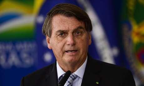 Jair Bolsonaro discursou na Cúpula do Clima