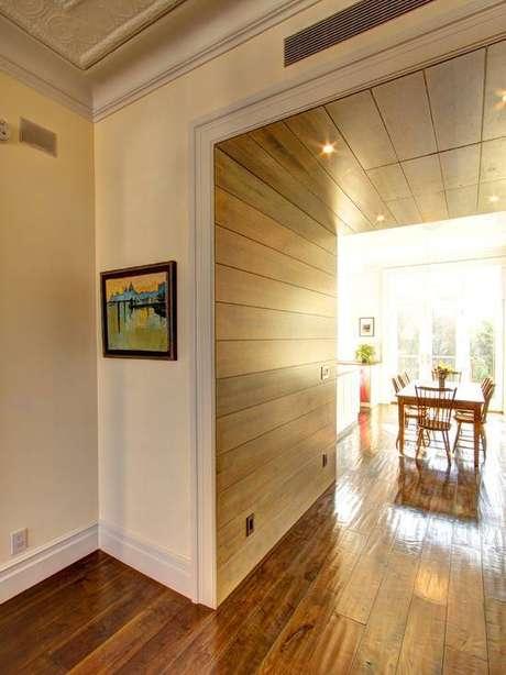 10. O forro de PVC pode ser usado em diferentes ambientes de casa, garantindo um clima aconchegante e incrível!