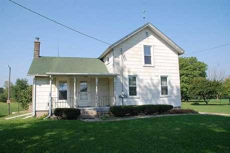 15. Casa de fazenda simples