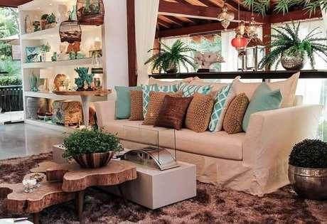 85. Inspire-se com a decoração desse ambiente para incluir no seu projeto. Fonte: Pinterest