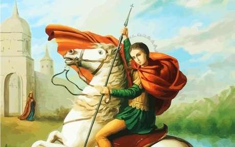 No Dia de São Jorge, relembre sua história e dedique orações ao santo - Shutterstock