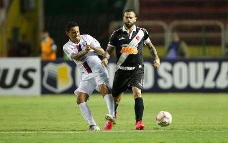 Leandro Castan estava em campo no último jogo do Vasco contra o Resende (FOTO: RAFAEL RIBEIRO / VASCO)