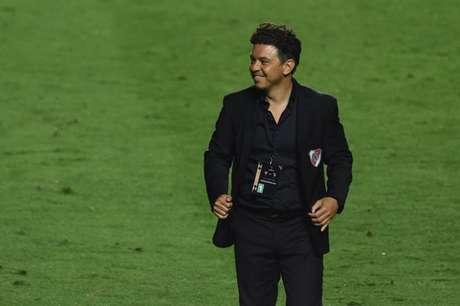 Marcello Gallardo está no comando do River Plate desde 2015 (Foto: Divulgação/River Plate)