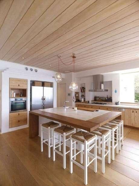 22. Use o forro de PVC em diferentes ambientes de casa