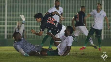 Duelo pelo Campeonato Carioca deste ano terminou 2 a 2 e Vasco eliminado do torneio (Foto: Rafael Ribeiro/Vasco)