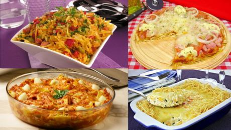 Qual seu prato com batata palha preferido?