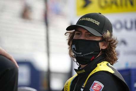Colton Herta larga na frente no GP de St. Pete