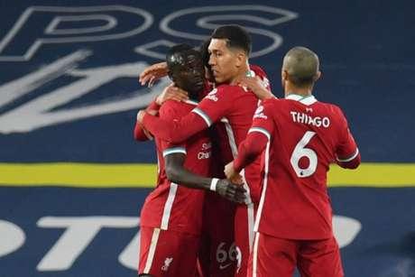 O Liverpool recebe o Newcastle pela reta final do Campeonato Inglês (Foto: PAUL ELLIS / POOL / AFP)