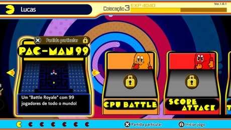 Modos de jogo de Pac-Man 99