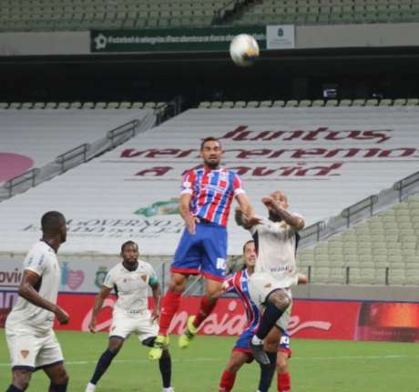 Bahia eliminou o Fortaleza e avançou à final da Copa do Nordeste (Rafael Macedo/Bahia)