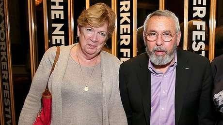 Jonna e Tony Mendez escreveram livros como 'Spy Dust' e 'The Moscow Rules'