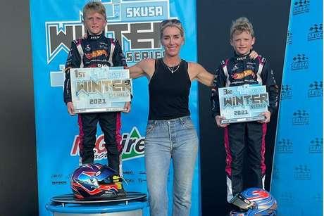 Sebastian e Oliver Wheldon agora são parte da Andretti