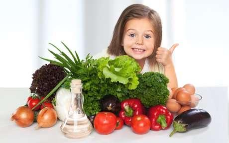Paladar infantil? Como educar a alimentação das crianças