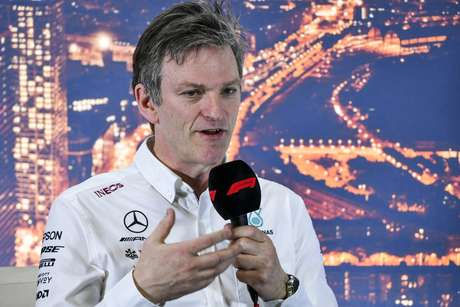 James Allison ha sido CTO de Mercedes desde 2017