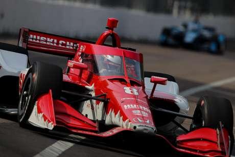 Marcus Ericsson fez ótima corrida de recuperação