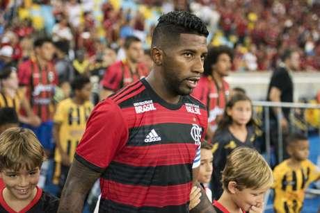 Rodinei jogou de 2016 a 2019 no Flamengo (Foto: Delmiro Junior/Photo Premium)