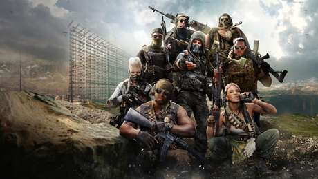Call of Duty: Warzone - cheaters