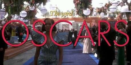 Regina King na abertura do Oscar 2021: um pouco de abstração em meio ao caos imposto pela realidade