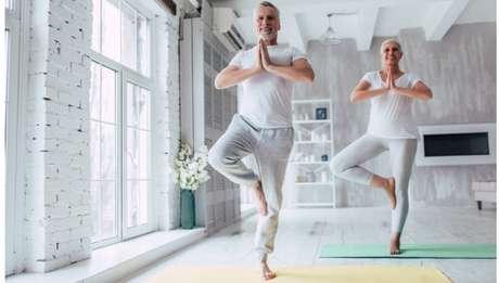 Fique mais relaxado praticando o Kaiut Yoga