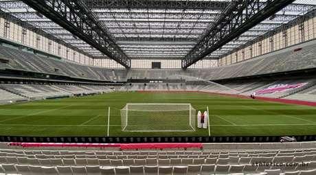 Compromisso está programado para acontecer na Arena da Baixada (Reprodução/Twitter Athletico-PR)