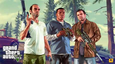 Personagens do GTA 5