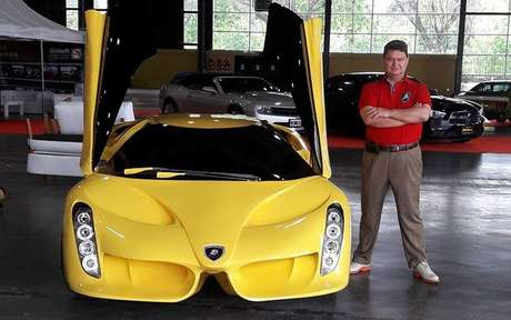 Empresário mexicano Joan Fercí detém os direitos da Lamborghini na América Latina.