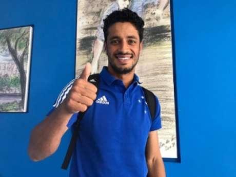 Léo está no Cruzeiro há 11 anos e quer ficar mais na Raposa-(Divulgação/Cruzeiro)