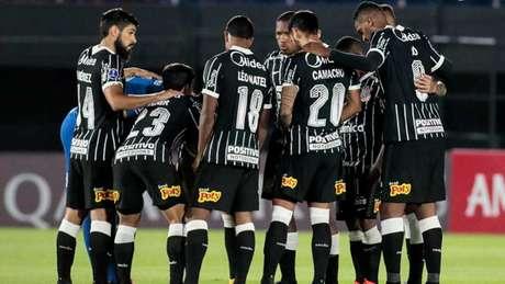 Corinthians e Peñarol se enfrentam nesta quinta-feira, em São Paulo (Foto: Rodrigo Coca/Agência Corinthians)