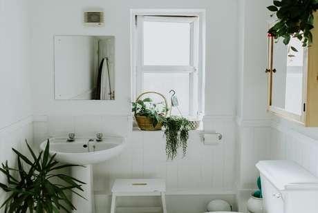 feng shui no banheiro